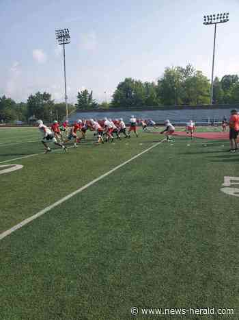 Mentor football: Cardinals kick off fall practice early on Aug. 1 - News-Herald.com