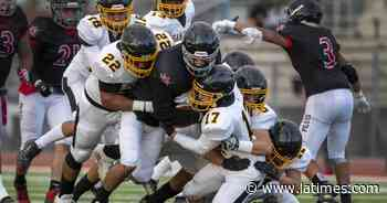 San Pedro tops teams to watch in City Section football - Los Angeles Times