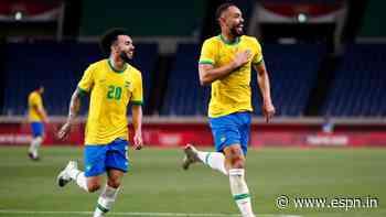 Brazil U23 vs. Egypt U23 - Football Match Report - July 31, 2021 - ESPN India