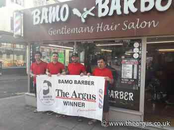 Barber of the Year Winner