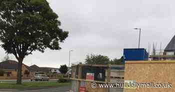 Preston Road building work 'accident waiting to happen'