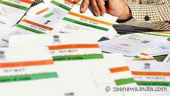 How to change address in Aadhaar card without address proof – Here is the step by step guide