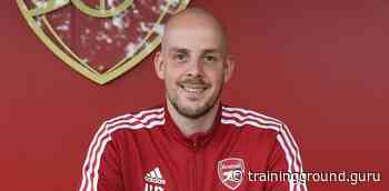 Balvers appointed as Arsenal's first Football Methodology Analyst - Training Ground Guru
