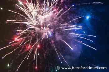 Herefordshire venue permanently bans fireworks after uproar