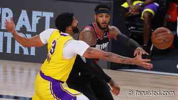 Anthony sería una opción ideal para el banco de los Lakers - Fansided ES