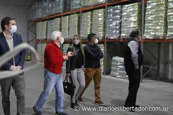 En el Interior, el BanCo avanza con obras y afianza su vínculo con productores y empresarios - Las noticias más importantes de Corrientes - diarioellibertador.com.ar