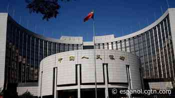 El banco central afirma que China mantendrá una política monetaria prudente y flexible - CGTN