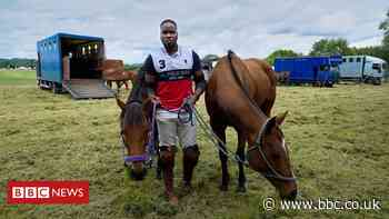 'You can be African and black and play polo'