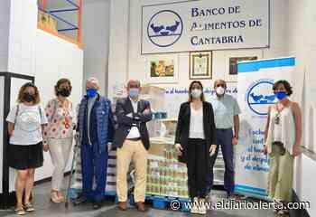 El PP-Cs dona 6 toneladas de productos al Banco de Alimentos - Alerta