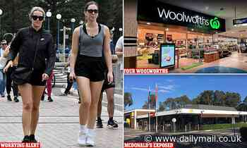 Woolworths, ALDI, McDonalds and a bottle shop are added to Sydney's Covid exposure sites