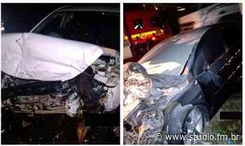 Mulher morre e dois ficam feridos após grave acidente em Passo Fundo - Rádio Studio 87.7 FM | Studio TV | Veranópolis