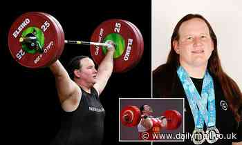 New Zealand weightlifter Laurel Hubbard prepares to make history as first trans woman at Olympics