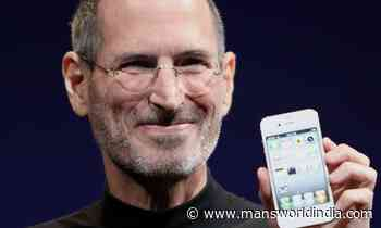 Apple Co-founder Steve Jobs' Only Job Application Sold For Over Rs 2.5 Crore - Man's World India