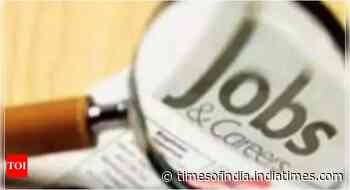 Give jobs data faster every quarter: Finance ministry to statistics ministry - Times of India