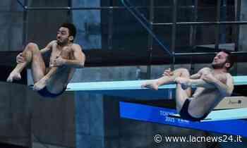 Tokyo 2020, trampolino 3 metri sincro: sesto posto per il calabrese Tocci in coppia con Marsaglia - LaC news24