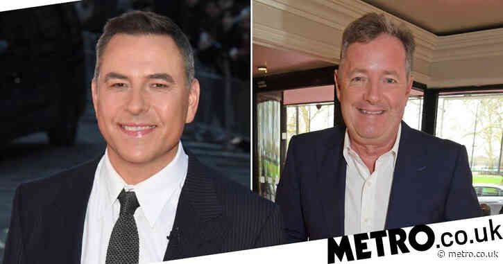 Piers Morgan stokes bitter David Walliams feud as he slates Little Britain star for 'liking' nasty tweets