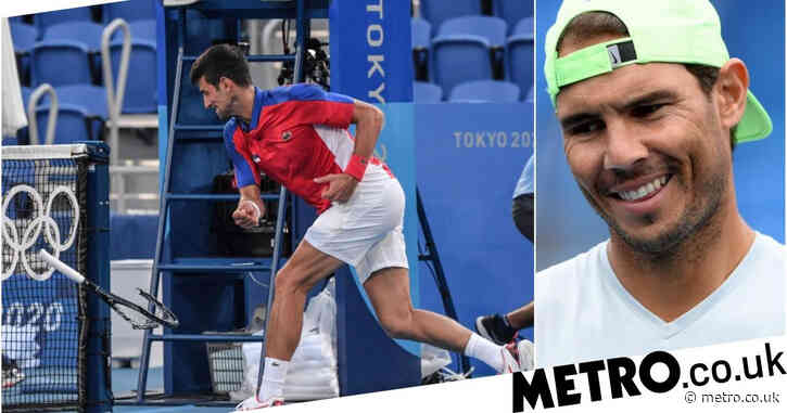 Rafael Nadal criticises Novak Djokovic's 'strange' Olympics tantrum