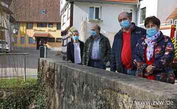 Brückensanierung in Baach: Wirte vom Rössle und Adler leiden - Weinstadt - Zeitungsverlag Waiblingen