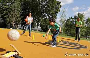 """Sportzentrum """"SG-Cube"""" in Weinstadt mit Familienfest endlich eingeweiht - Weinstadt - Zeitungsverlag Waiblingen"""