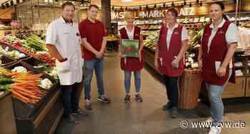 Deutscher Fruchtpreis für Remstalmarkt Mack in Weinstadt - Weinstadt - Zeitungsverlag Waiblingen