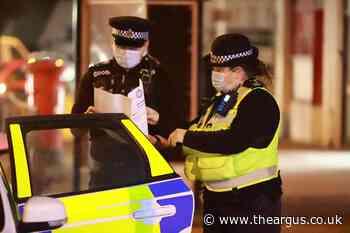 Man hospitalised after being bottled in St James Street, Brighton