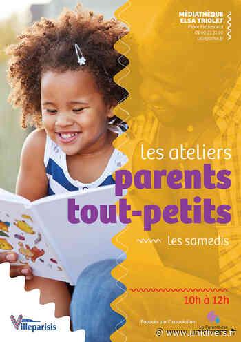 Ateliers tout-petits Médiathèque municipale Esla Triolet samedi 11 septembre 2021 - Unidivers
