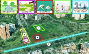 Sesto San Giovanni, area giochi parco Cascina Gatti: i bambini delle scuole sceglieranno il nome - Nord Milano 24