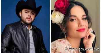 Gerardo Ortiz y Natalia Jiménez filman video en el Templo Expiatorio - Periódico AM
