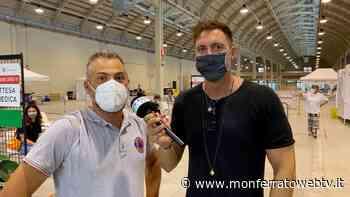 Open Day al centro vaccini, in diretta dal PalaFiere di Casale Monferrato (3^ parte) - Monferrato Web TV
