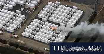 Blaze at Tesla Big Battery extinguished after three days