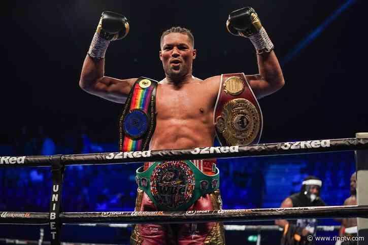 Joe Joyce reviews Takam victory, weighs in on Joshua-Usyk showdown