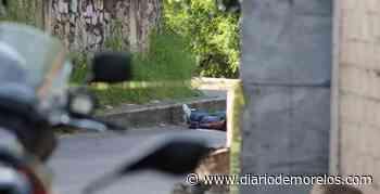 Asesinan de dos balazos en la cabeza a un hombre en Jiutepec - Diario de Morelos
