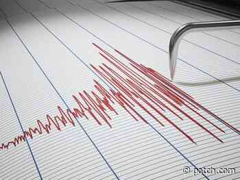 Earthquake Rattles Near Danville - Patch.com