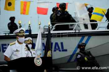 La Fuerza Naval incauta 1,4 toneladas de cocaína en el Pacífico de El Salvador - Agencia EFE