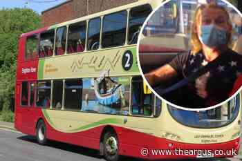 Police find man connected to racist Brighton bus verbal attack