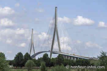 Un millier de fêtards au pied du Pont de Normandie - Honfleur Infos