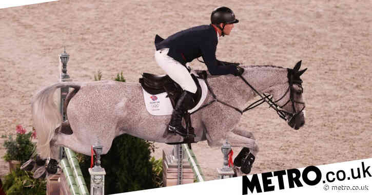 Tokyo Olympics: Great Britain strike gold in team eventing