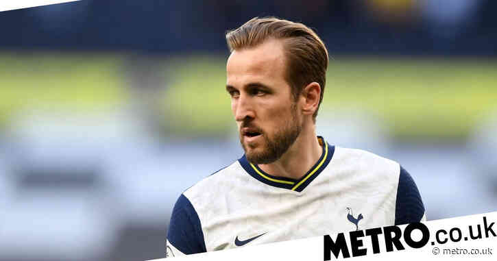 Harry Kane fails to report for Tottenham training amid Manchester City transfer link