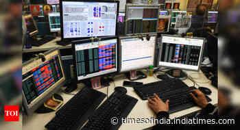 Sensex surges 364 points as realty, auto stocks rise
