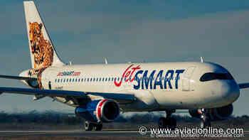 JetSMART Argentina retoma los vuelos a El Calafate - Aviacionline.com