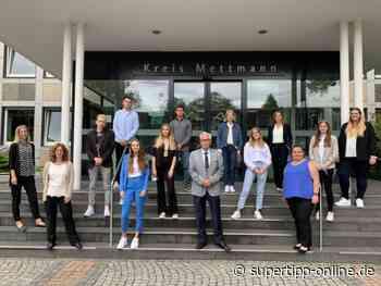 Kreis Mettmann bildet Verwaltungsnachwuchs aus - - Super Tipp