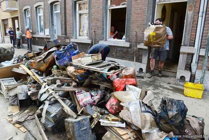 Gemeente schenkt 5.000 euro voor slachtoffers wateroverlast