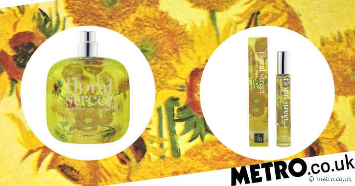 You can now buy perfumes inspired by Vincent van Gogh's most famous art