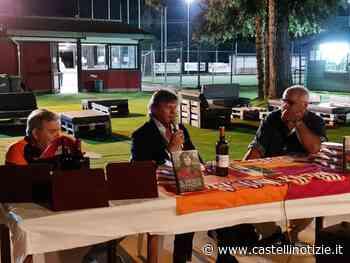 """Velletri - Sebino Nela ha celebrato i 20 anni del Roma Club """"Velletri Giallorossa Alessio Cavola"""" - Castelli Notizie"""
