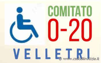 """VELLETRI - Assistenza Domiciliare, nato il Comitato """"0-20"""" a difesa dei diritti dei disabili: """"Rivedere con urgenza il regolamento"""" - Castelli Notizie"""