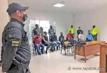 Condenan a 16 años a siete militares del Batallón San Mateo, de Pereira, por violar a una niña indígena - La Patria.com