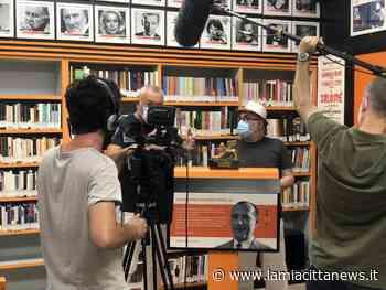 Le telecamere Rai alla Biblioteca Consorziale di Viterbo - La mia città NEWS