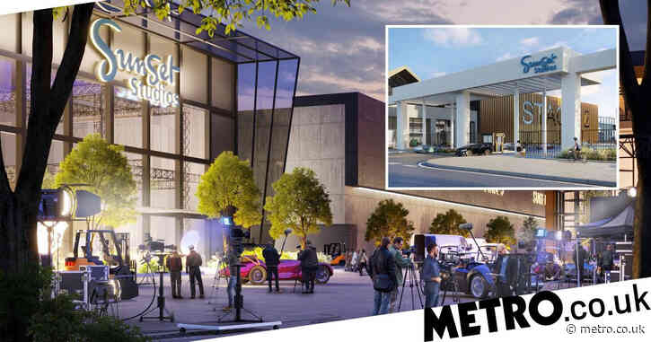 Plans confirmed for huge £700m Hertfordshire film and TV studios which would create 4,500 jobs