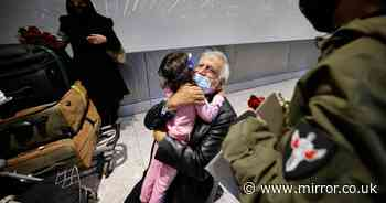 Grandparents reunited with grandkids 18 months later as UK entry rules are eased