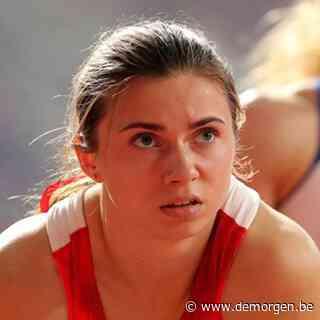 Wit-Russische atlete die openlijk kritiek uitte is in ambassade Polen